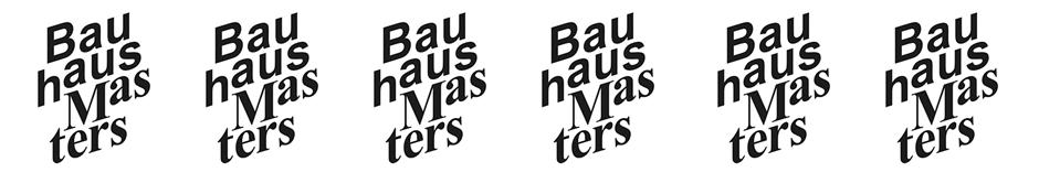 Bauhaus Vorlesung Marc Engenhart - Die Ethik zur Aestetik -