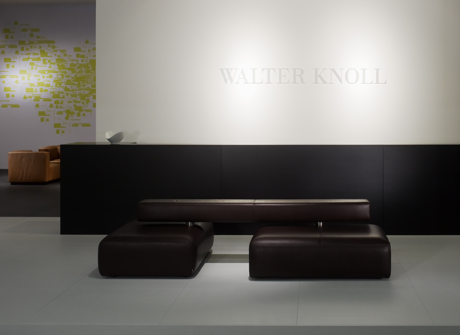 trade fair orgatec 2008 walter knoll engenhart bureau for design. Black Bedroom Furniture Sets. Home Design Ideas