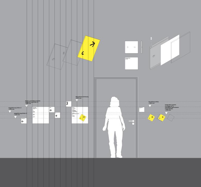 orientierungssystem markenwelt walter knoll engenhart bureau for design. Black Bedroom Furniture Sets. Home Design Ideas