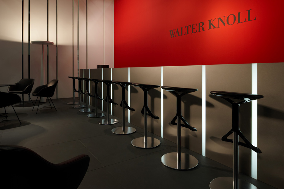 trade fair imm 2010 walter knoll engenhart bureau for design. Black Bedroom Furniture Sets. Home Design Ideas