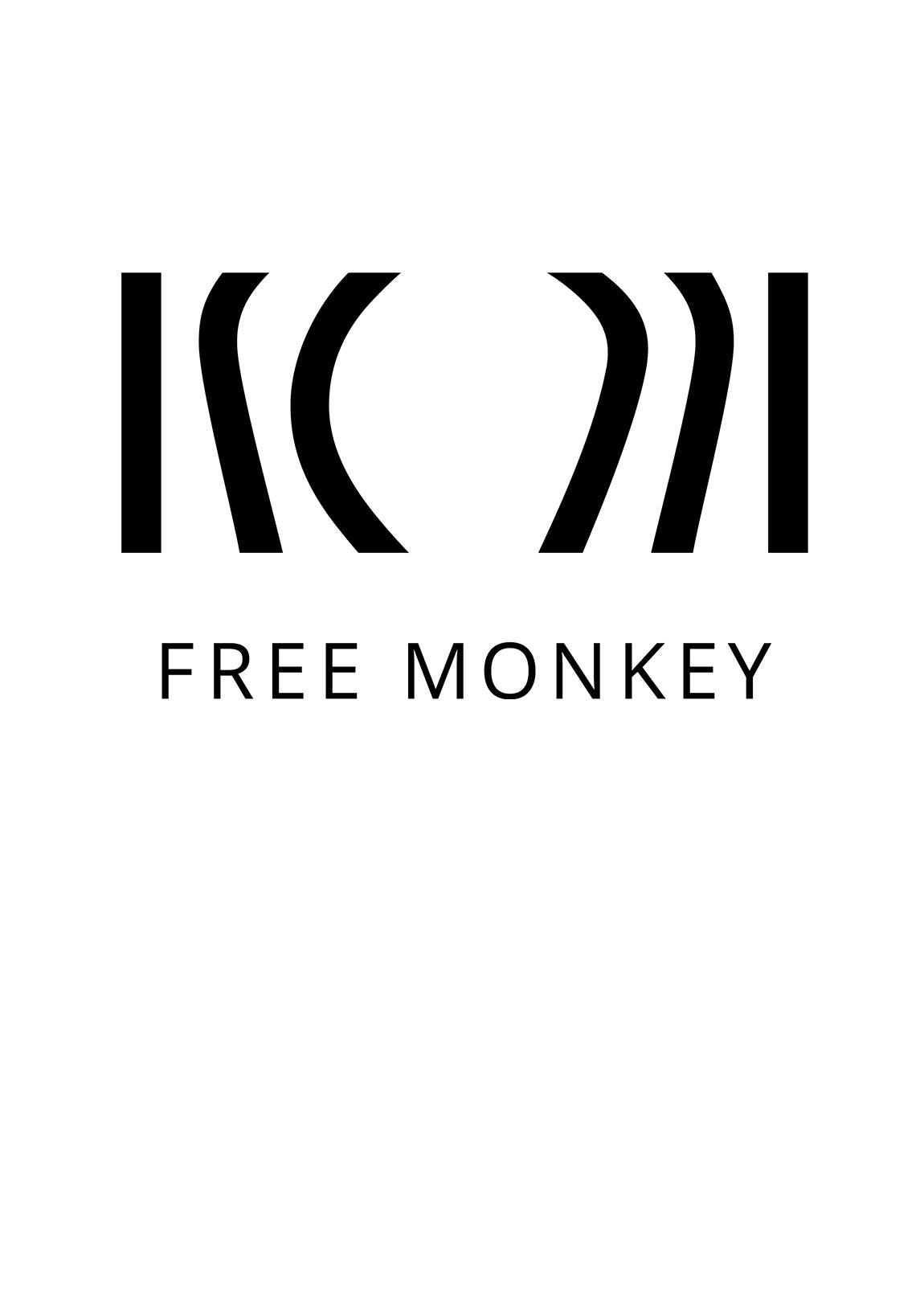 Free Monkey Logo